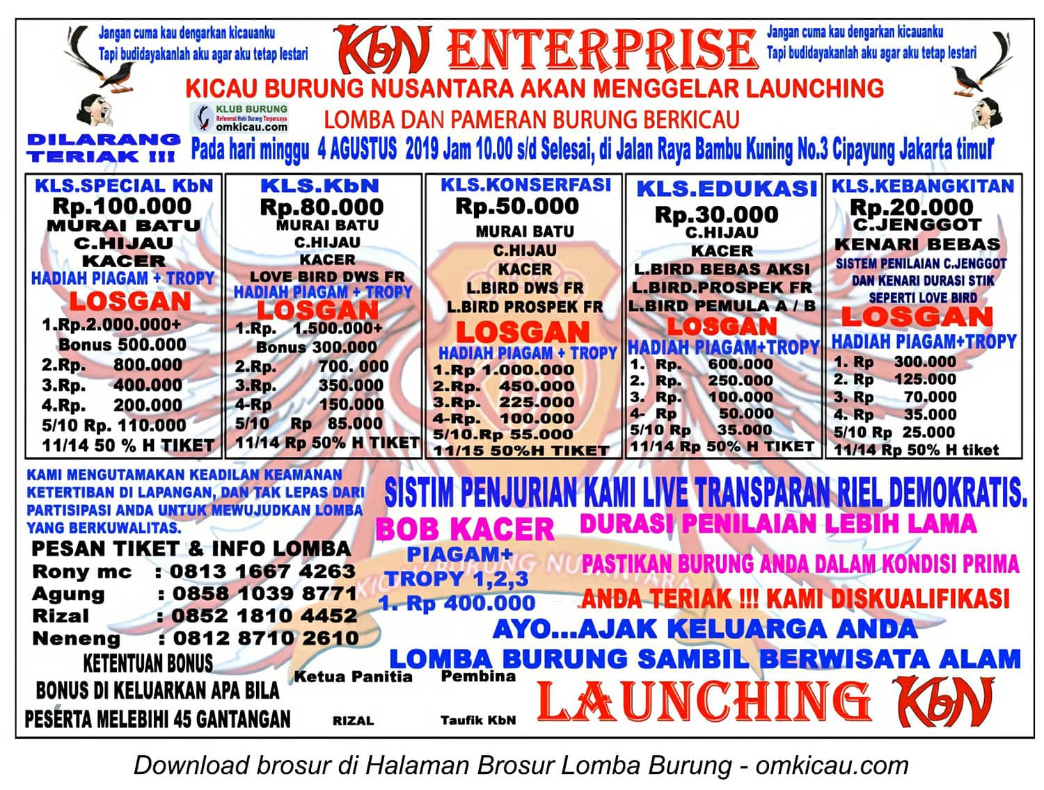 Launching KbN Enterprise