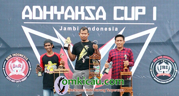 Adhyaksa Cup I