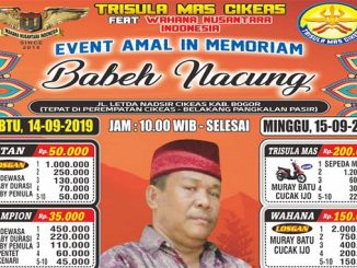 In Memoriam Babeh Nacung