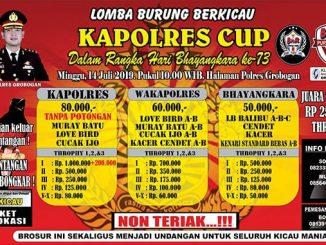 Kapolres Cup Grobogan