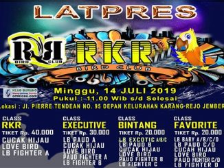 Latpres M2 RKR Bird Club