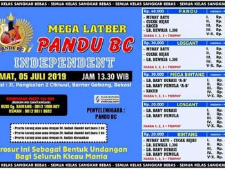 Mega Latber Pandu BC