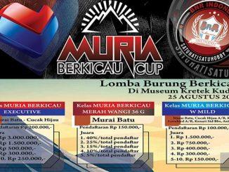 Muria Berkicau Cup