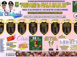 Piala Cisadane 1