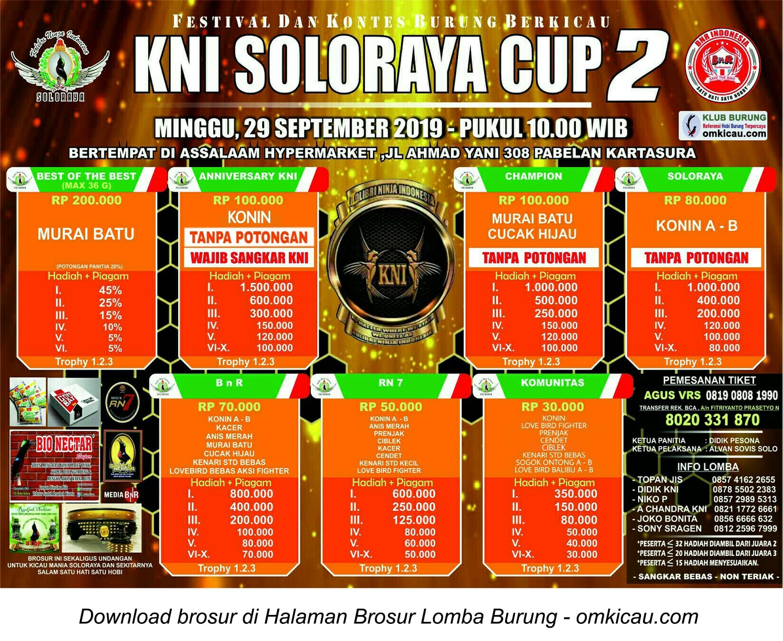 KNI Soloraya Cup 2