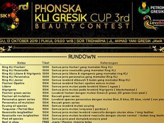 Phonska 3rd KLI Gresik Cup