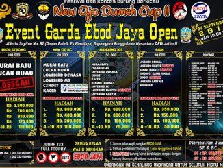 New Ojo Dumeh Cup II