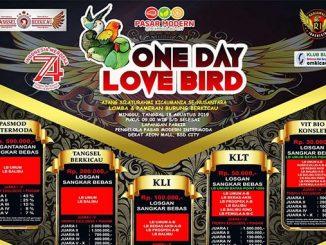 One Day Lovebird