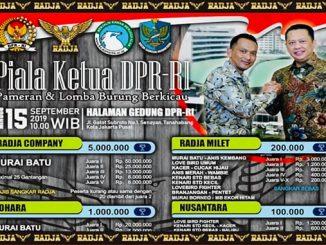 Piala Ketua DPR-RI