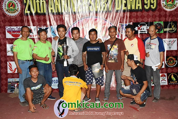 Duta Khofifah Cup 1