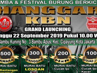 Grand Launching Hanggar KBN