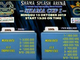 Shama Cup I
