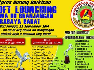 Soft Launching Dewa 99 Branjangan