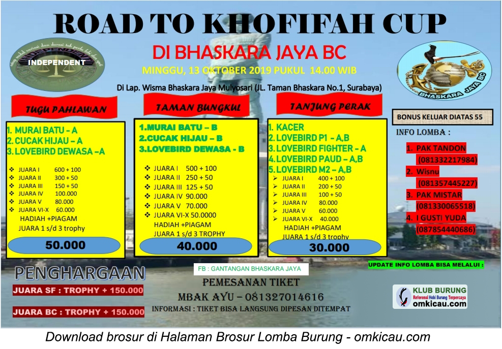 Road to Khofifah Cup