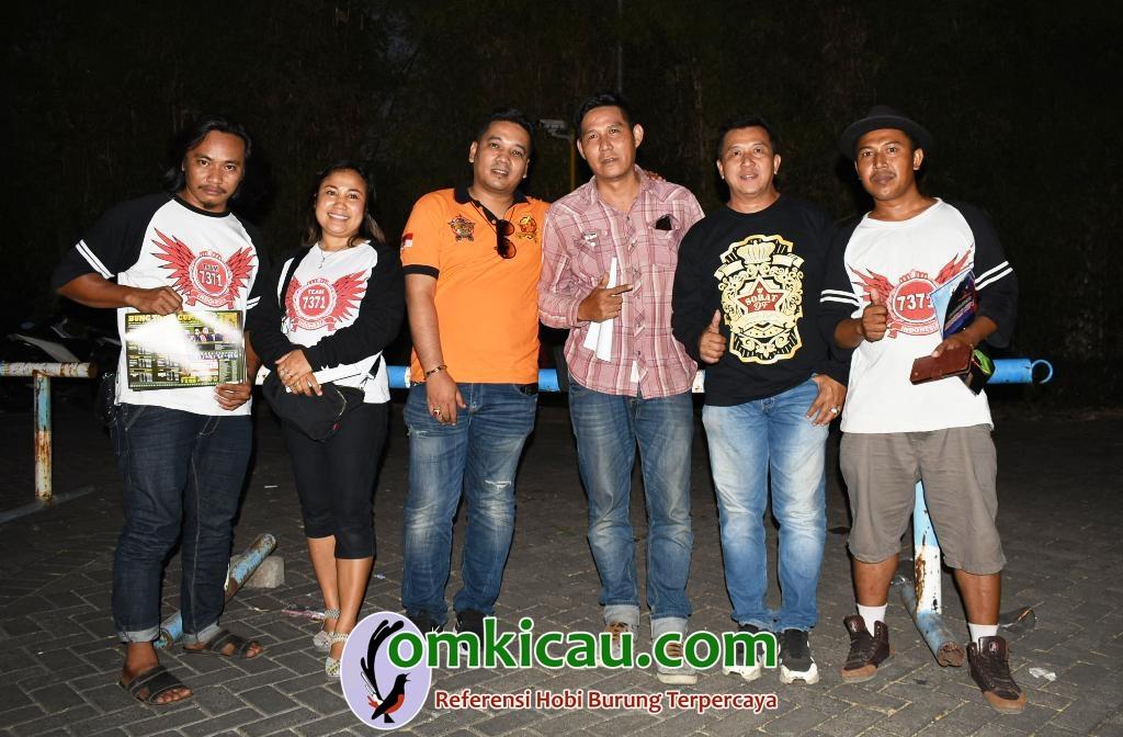 Punggawa BnR Jatim turut meramaikan Khofifah Cup I