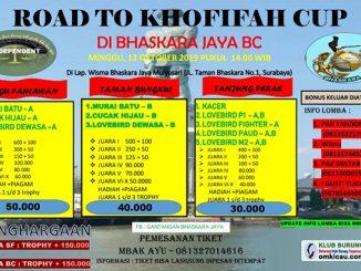 Road to Khofifah Cup