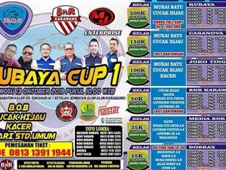 Rubaya Cup 1