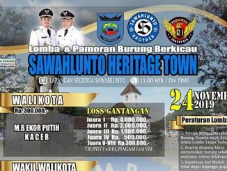 Sawahlunto Heritage Town