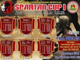 Spartan Cup I