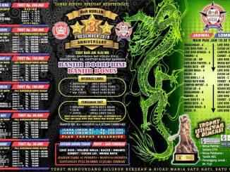 3rd Anniversary BnR Koblen Surabaya