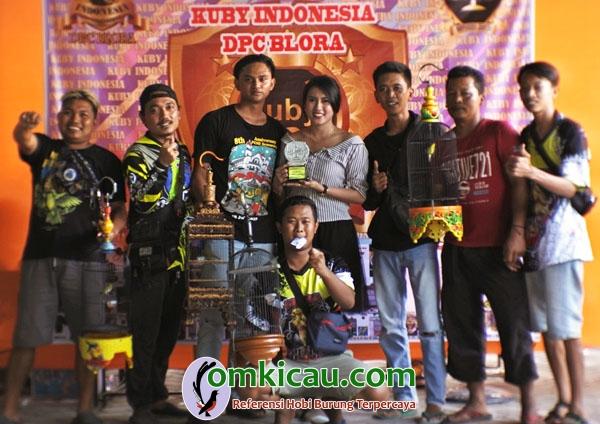 Kuby Indonesia DPC Blora