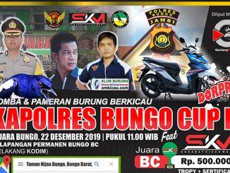Kapolres Bungo Cup II