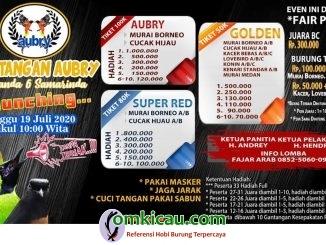 Launching Gantangan Aubry