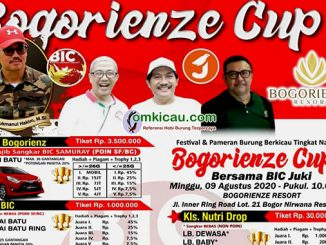 Bogorienze Cup 1
