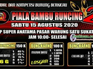 Piala Bambu Runcing 2