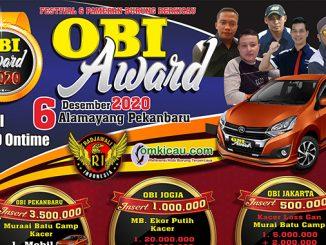 OBI Award
